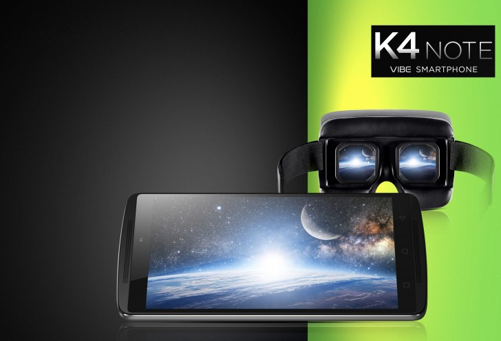 Lenovo K4 Note already available for purchase in Saudi