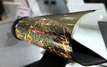 LG Display unveils 8K TV, 139