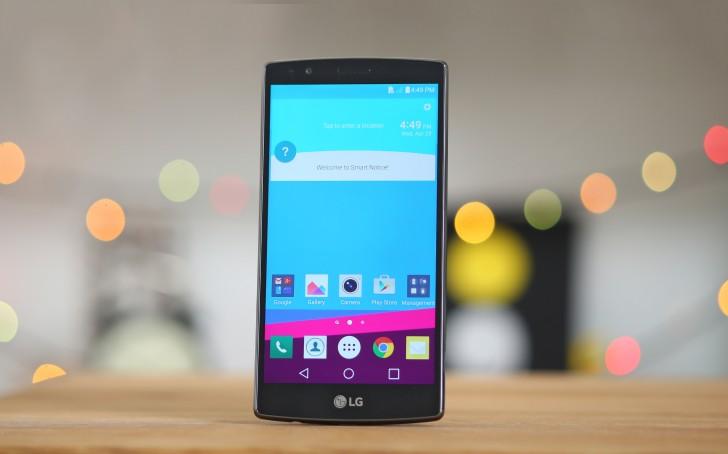 Verizon's Samsung Galaxy S5, Note 4, Note Edge, and LG G4