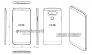 Leaked LG G5 diagram shows new design, volume buttons on the side