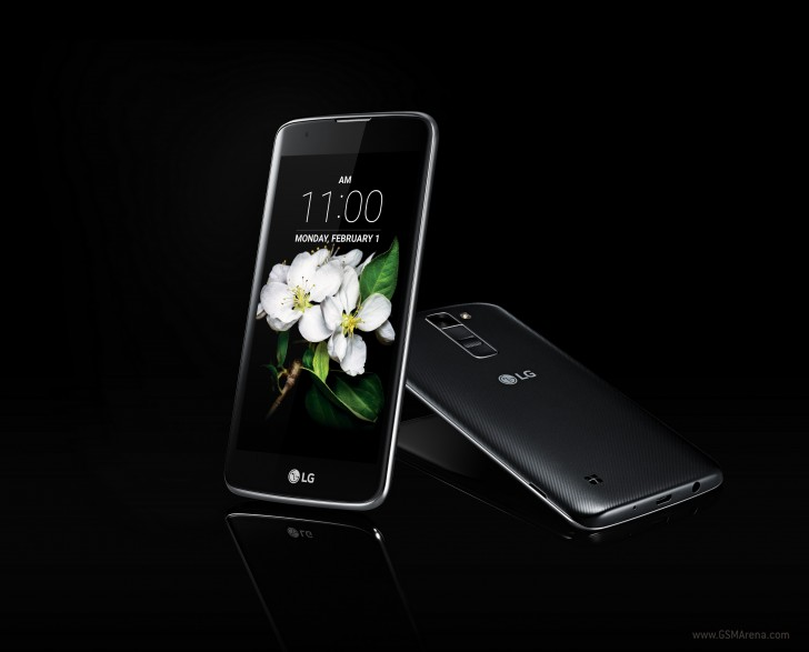 LG announces K series smartphones, K10 and K7 become ...