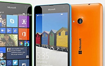 Windows 10 Mobile to hit Lumia 535, 635, 735, 830, 930, and 1520 next week