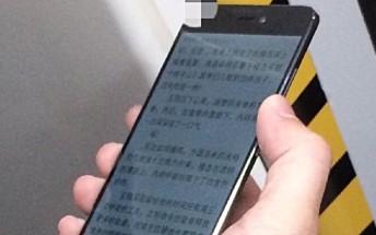 New alleged Mi 5 images (black variant) leak online