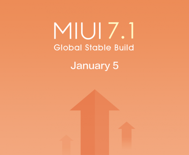 Xiaomi MIUI 7 1 to roll out starting tomorrow - GSMArena com news