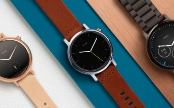 Moto 360 2nd gen now available on Amazon in India