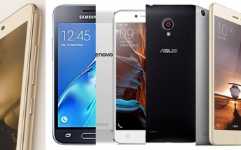 New phones of the week: LG, Asus, Sony, ZUK and Jolla!