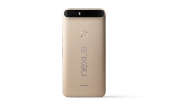 Matte Gold Huawei Nexus 6P finally makes it to the US