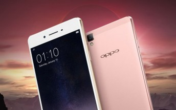 Oppo F1 Plus image shows it differs in scale, not design