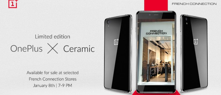 Oneplus X Ceramic Edition Will Be Available from Tomorrow in India