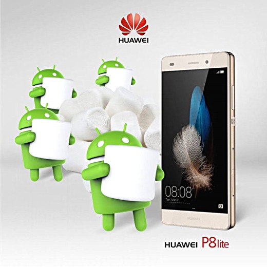 Huawei to soon start beta testing P8lite Marshmallow update