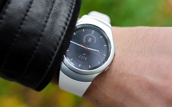 The Samsung Gear S2 now has a Tasker interface of its own
