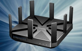 TP-Link Talon AD7200 is world's first 802.11ad router, does 7.2Gbps