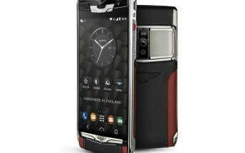 Vertu's new Signature Touch for Bentley becomes official