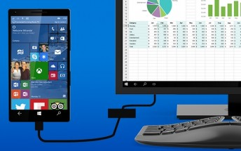 Microsoft lowers requirements for Continuum for phones