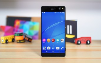 Now the Sony Xperia C5 Ultra is receiving Android 5.1 Lollipop update