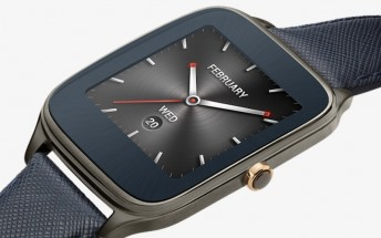ASUS ZenWatch 2 now available in India starting $180