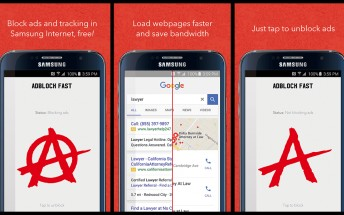 Ad blocking app for Samsung's Android browser pulled by Google