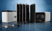 Put the Alcatel Idol 4s back in the package for a VR experience