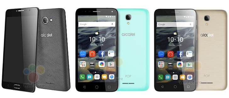 Alcatel OneTouch Pop 4 lineup leaks ahead of MWC – meet the Pop 4S, Pop 4 Plus, and Pop 4 ...