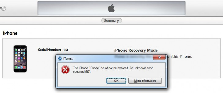 how to allow itunes to recognise iphone