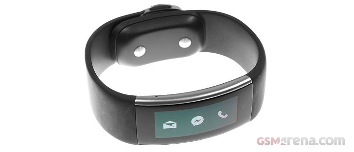 microsoft band 2 on android