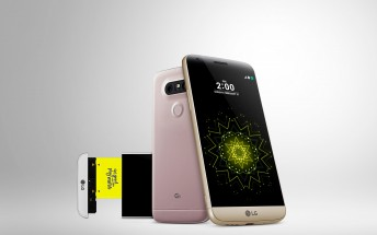 LG G5 to launch in India in the next quarter