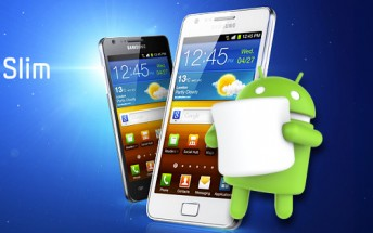 Samsung Galaxy S II tastes Marshmallow thanks to Cyanogen nightlies