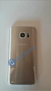 Samsung Galaxy S7 in Gold (unofficial images)