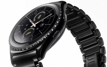 Samsung France introduces Ceramic Bracelet for Gear S2