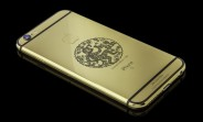 Goldgenie's new 24k iPhone 6s Elite celebrates the Year of the Monkey
