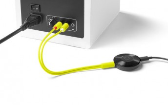 Google outs a couple of expensive cables for Chromecast Audio