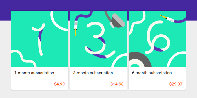 Google offering 50% discount on Play Music gift subscriptions - GSMArena  blog