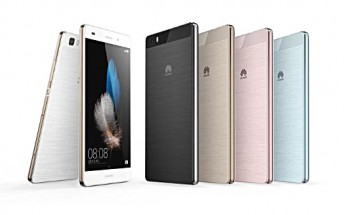 Huawei P8lite shipments reach 10 million in 9 months
