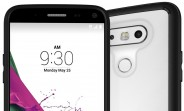 LG G5 case shows camera setup in detail