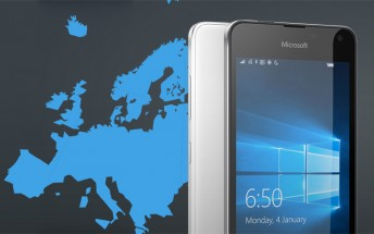 Microsoft Lumia 650 goes on pre-order in Europe for £160/€230