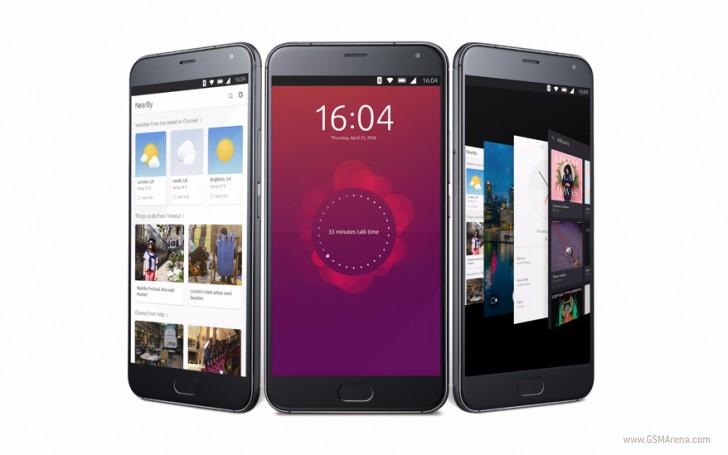 Meizu PRO 5 Ubuntu Edition becomes official - GSMArena com news