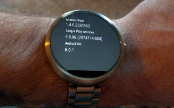 Marshmallow update is now rolling out for the original Moto 360 too