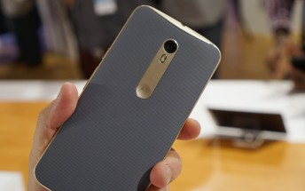 32GB Moto X Pure Edition (2015) is now $75 off at $374.99