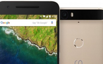 Gold Nexus 6P now $50 off at BestBuy