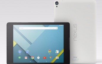 HTC Nexus 9 is 40% cheaper for Valentine's Day