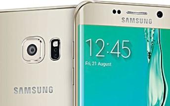 Verizon Galaxy S6 edge+ gets Marshmallow, Note5 receives minor update