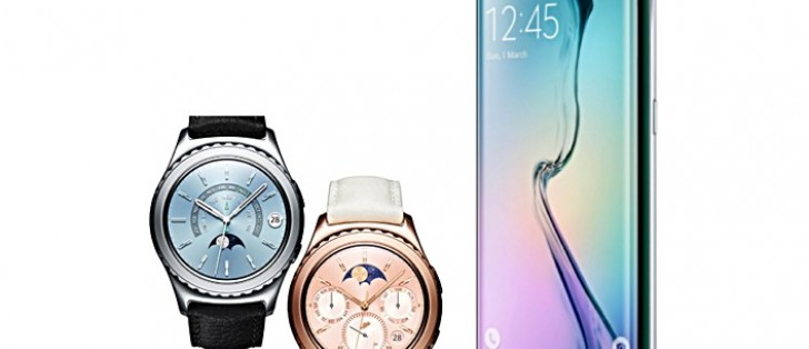 MWC 2016: Samsung's Galaxy S6 edge and Gear S2 bag best ...