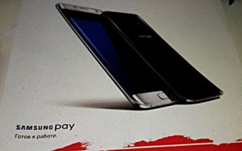 Samsung Pay to launch alongside Galaxy S7 in Russia