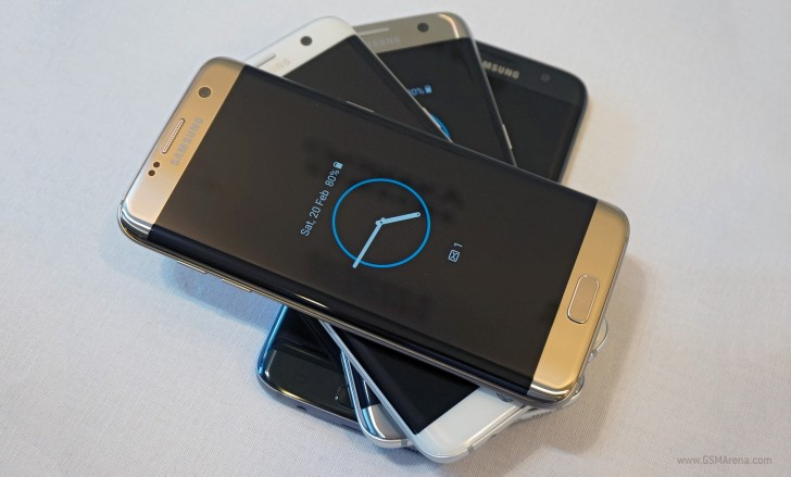 Samsung reportedly manufacturing 17.2 million S7 units ...