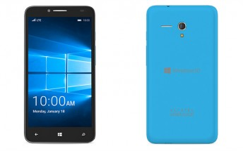 Alcatel Fierce XL with Windows 10 is now available at T-Mobile