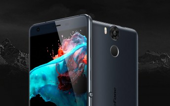 Ulefone Power has a 6,050mAh battery, metal frame and wooden back for $180