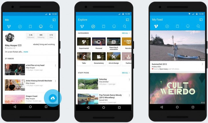 Vimeo gains Chromecast compatibility for Android app