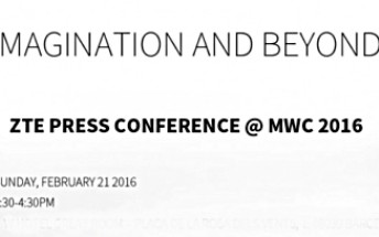 ZTE sets date for MWC press conference - February 21