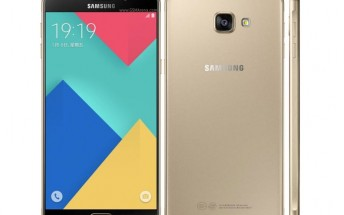 Samsung launches the Galaxy A9 Pro in China