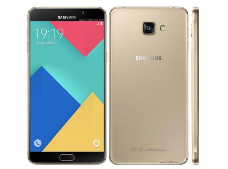 The Galaxy A9 Pro Sports A Massive 6 Inch Display Which Is Being Cited As One Of Possible Reasons Why Samsung Has Decided Not To Sell Phone